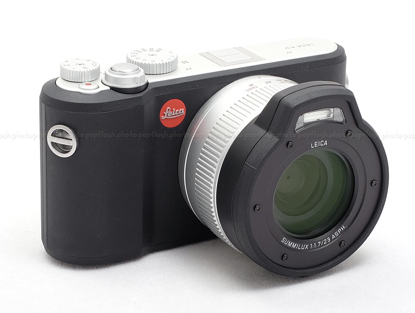 Leica X U Type 113 Digital Camera 18435 Usa New C Lux Light Gold