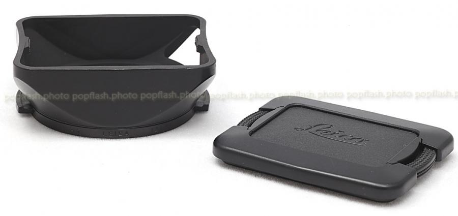 LEICA LENS HOOD #12451 NEW - FOR LEICA 28MM SUMMICRON-M (#11606)