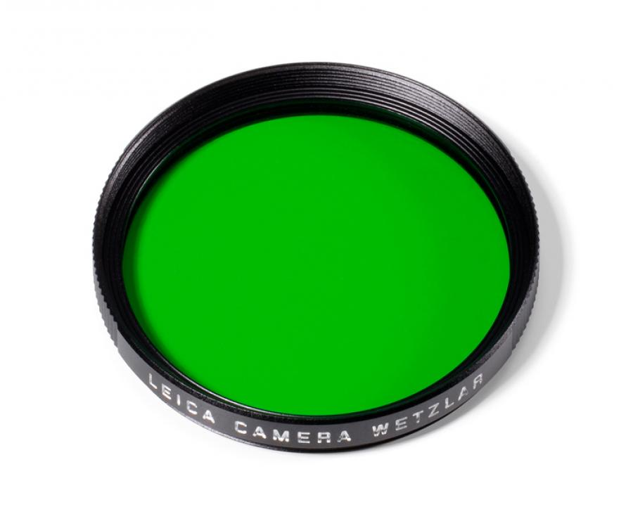 LEICA 46MM GREEN FILTER #13066 USA NEW