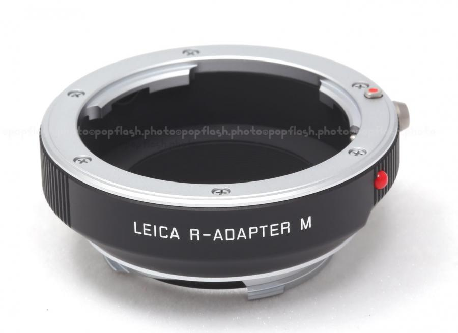 LEICA M R-ADAPTER M #14642 USA NEW