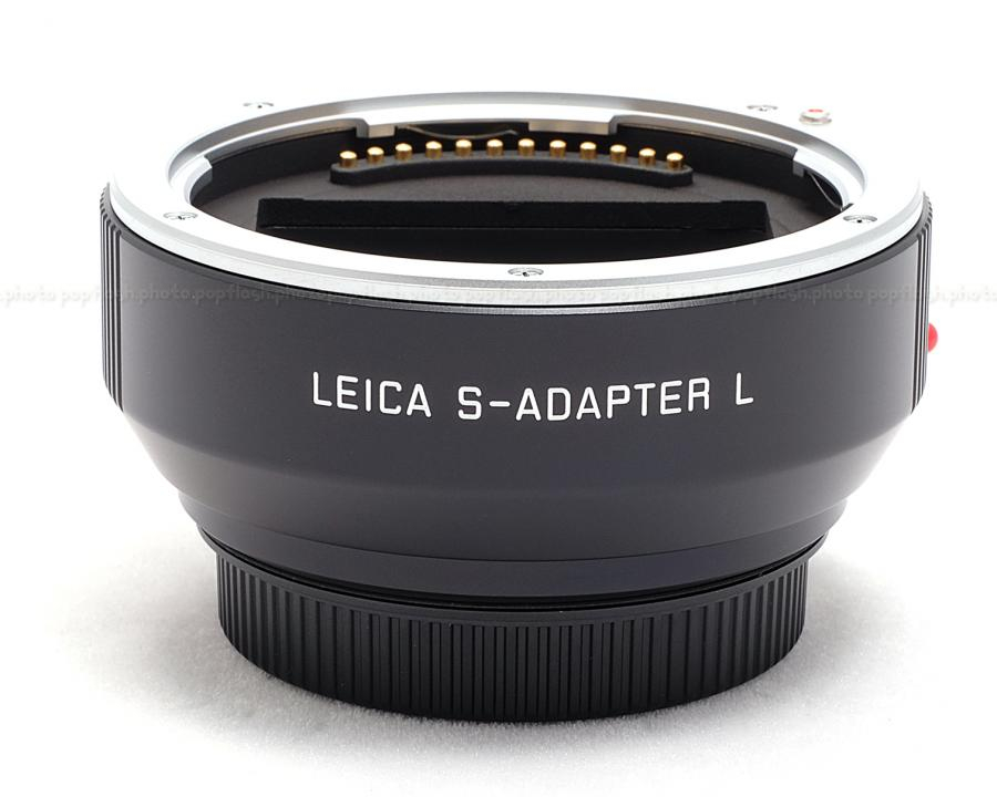 LEICA S-ADAPTER-L #16075 USA NEW! for LEICA SL (Type 601)