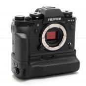 FUJIFILM X-T3 MIRRORLESS DIGITAL CAMERA BODY (BLACK) KIT with VPB-XT3 VERTICAL POWER BOOSTER GRIP USA NEW
