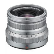 FUJIFILM XF 16MM F/2.8 R WR SILVER LENS #16611681 USA NEW