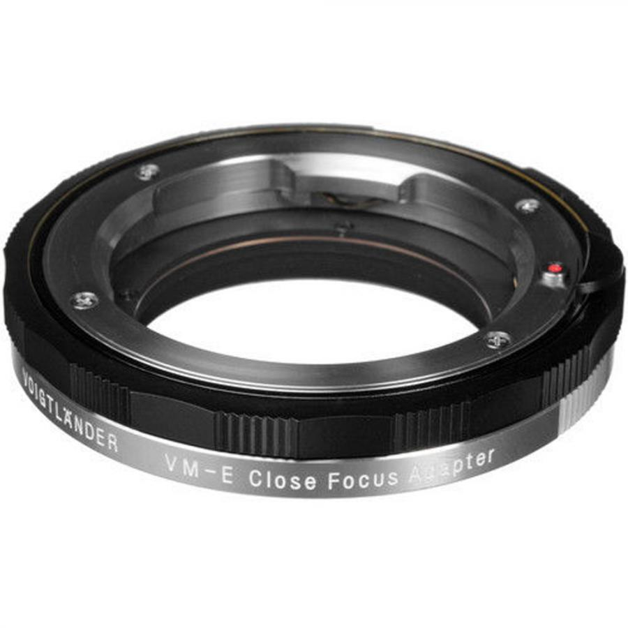 VOIGTLANDER VM-E CLOSE FOCUS ADAPTER NEW - FOR LEICA M-MOUNT TO SONY E-MOUNT