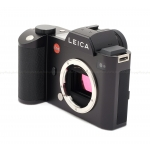 LEICA SL (Type 601) BLACK MIRRORLESS DIGITAL CAMERA #10850 USA NEW - NOW WITH A $1500 TRADE-IN CREDIT!