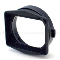 LEICA BLACK METAL LENS HOOD #12592 NEW - FOR LEICA 21MM F/2.8 (#11135), 24MM F/2.8 (#11878), 28-35-50MM F/4 (#11890) M LENSES