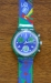 SWATCH SCZ103 U.N. LIMITED SPEICAL WATCH NEW!