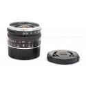 ZEISS C BIOGON 21MM F/4.5 T* BLACK ZM LENS USA NEW
