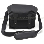 LEICA BILLINGHAM BLACK COMBO BAG #14854 NEW! FOR LEICA M CAMERAS