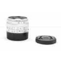 ZEISS C BIOGON 35MM F/2.8 T* SILVER ZM LENS NEW