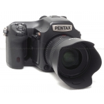 PENTAX 645Z/55MM MEDIUM FORMAT DSLR CAMERA KIT USA NEW w/ D-FA 55MM F/2.8 AL[IF] SDM AW LENS & FREE D-LI90(E) LI-ION BATTERY #39993