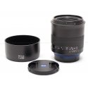 ZEISS MILVUS 50MM F/1.4 ZE CANON EF MOUNT LENS #2096557 USA NEW