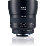 ZEISS MILVUS 50MM F/2M ZF.2 NIKON F MOUNT LENS #2096558 USA NEW