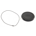 LEICA LENS CAP WITH RETAINING STRING NEW! FOR LEICA D-LUX 2 AND D-LUX 3 CAMERAS