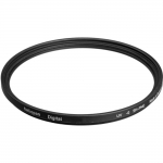 HELIOPAN 49MM UV SH-PMC (BLACK RIM) FILTER #704911 NEW