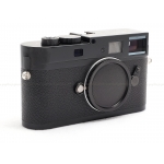 LEICA M9-P BLACK PAINT DIGITAL CAMERA BODY #10703 USED - *SENSOR REPLACED*