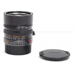 LEICA 50MM F/1.4 ASPH. SUMMILUX-M BLACK (6-BIT CODED) LENS #11891 USED-MINT