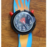 SWATCH PMB103 HOT STUFF HALLOWEEN SPECIAL WATCH NEW!