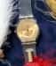 SWATCH SFK136 PLUME DE FETE CHRISTMAS 2001 SPECIAL WATCH NEW!