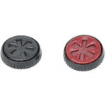 ARTISAN & ARTIST* ACAM-92 SET OF 2 (1 BLACK + 1 RED - BLACK RIM) SOFT RELEASES NEW