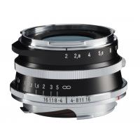VOIGTLANDER 35MM F/2 ULTRON (LEICA M-MOUNT) LENS NEW